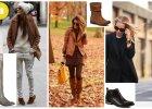 Aktywna jesień w miejskim klimacie z butami Nessi