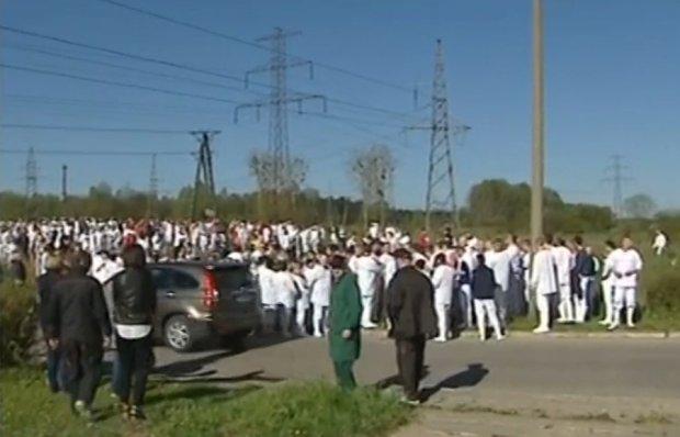 Olsztyn: Wyciek amoniaku w Indykpolu. Co najmniej 27 osób poszkodowanych