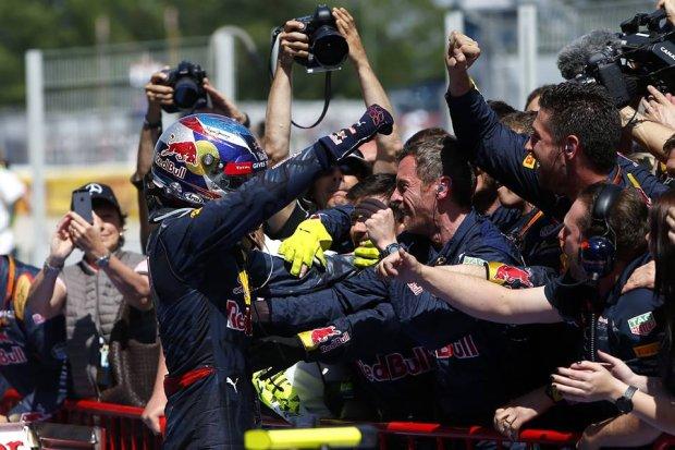F1 | Najm�odszy zwyci�zca w historii