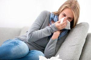 Wirusowy nieżyt nosa