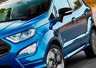 Ford EcoSport - jeden z prekursorów klasy crossover, trafia na polski rynek [Pierwsza jazda]