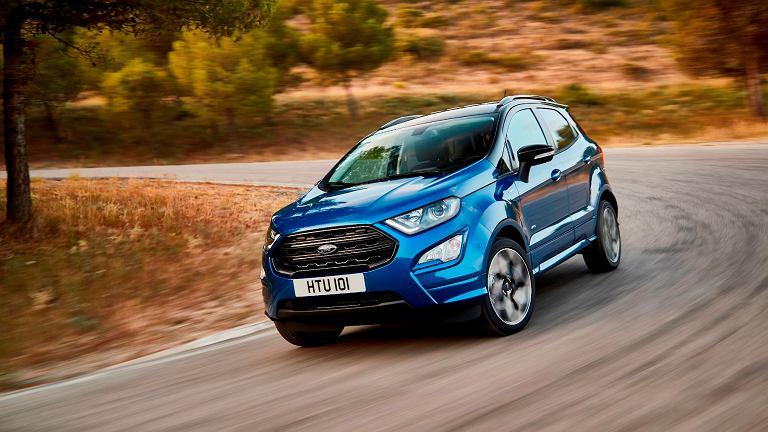 Ford ecosport ceny silniki osi gi zu ycie paliwa for Suv 4x4 economici