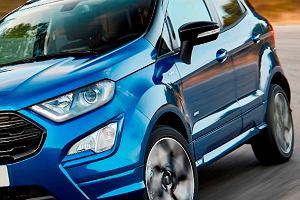 Odświeżony Ford EcoSport debiutuje w polskich salonach. Znamy ceny