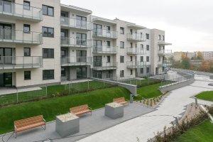 Apartamenty Conrada - ukończona inwestycja