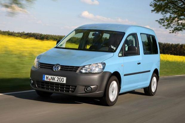 VW Caddy LPG | Najlepsze auto na gaz