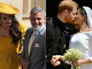 Amal i George Clooney, książę Harry i księżna Meghan