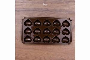 Przez żołądek do serca - śliwka z niespodzianką w czekoladzie