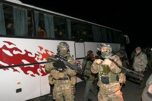 Separaty�ci wypu�cili 146 ukrai�skich je�c�w