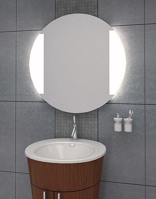 Lustro łazienkowe Orion LED