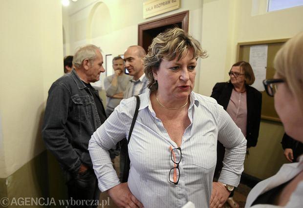 d153da3a8 Działaczka KOD: Przedstawię w sądzie nowe wątki w sprawie pobicia mnie  przez policjanta