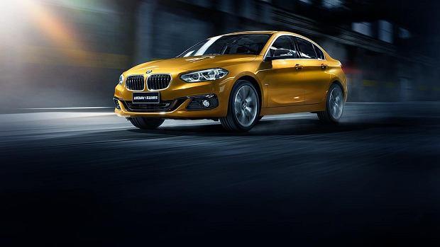 BMW Seria 1 | Sedan tylko dla Chin
