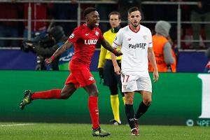 Liga Mistrzów. Spartak - Sevilla 5:1. Zwycięstwo po pięciu latach, debiutant z dwoma golami i dwiema asystami