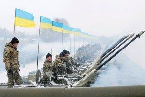Ukrai�ski rz�d chce zwi�kszy� liczebno�� armii