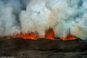 Najgor�tsza atrakcja tej jesieni: wulkany na Islandii