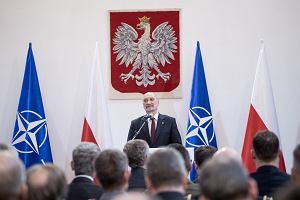 Macierewicz: Gdyby była świadomość zagrożenia ze Wschodu, nie doszłoby do katastrofy smoleńskiej