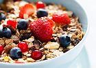 Zdrowe śniadanie to podstawa. Przygotowaliśmy dla Ciebie 5 fit mieszanek, które zrobisz sama