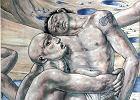 Prostytutki, trans- i homoseksuali�ci id� do nieba. Na w�oskim fresku