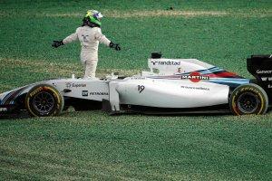 Formu�a 1 - Felipe Massa: w Monte Carlo najtrudniej w sezonie