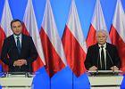 Gdzie się podział Jarosław Kaczyński? Lew gra w chowanego