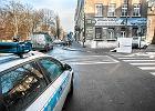Miejsce ko�ca po�cigu za zab�jc� krakowskiej prokurator