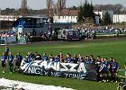 Race, policja i dobra atmosfera na meczu Zawiszy w Potulicach