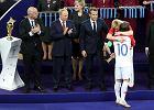 Luka Modrić podczas fety zaprosił na scenę chłopca z zespołem Downa. Piękny gest