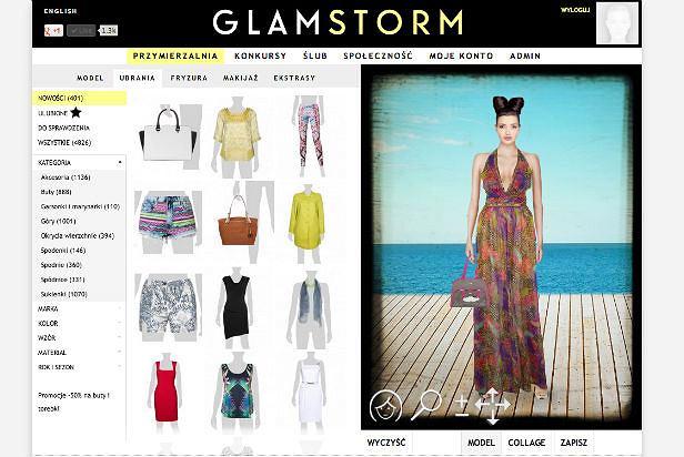 glamstorm.com