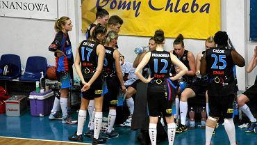 Koszykarki Artego pokonały 69:64 Widzew Łódź