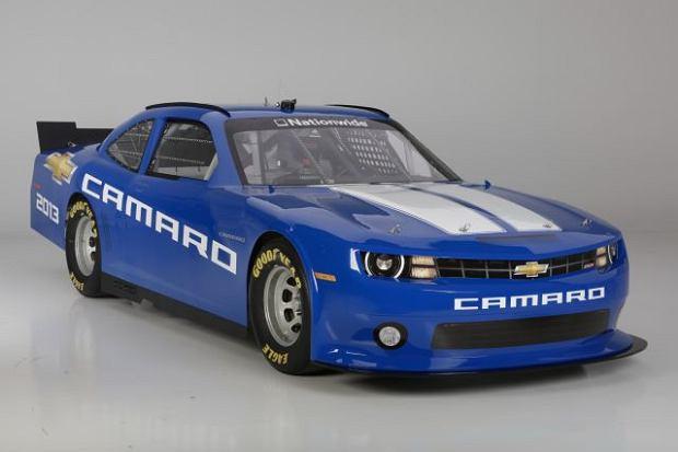 NASCAR - malowane wy�cig�wki