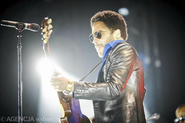 23 października w sprzedaży pojawi się koncertowe wydawnictwo Lenny'ego Kravitza.