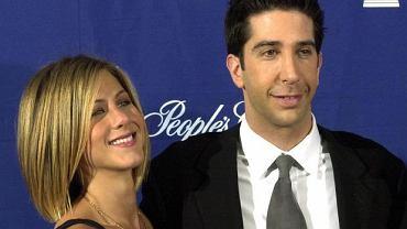 Jennifer Aniston, David Schwimmer