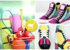 Przegl�d: kolorowe buty sportowe