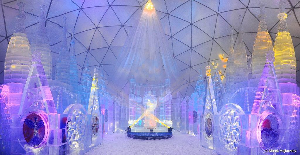 Tatrzańska Świątynia Lodowa