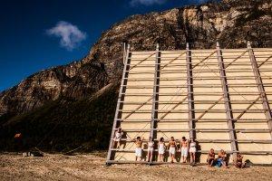 Pomieści nawet 120 osób. Tak wygląda największa publiczna sauna na świecie [DUŻE ZDJĘCIA]