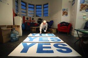 Szkoci mog� s�ono zap�aci� za niepodleg�o��. Referendum ju� w czwartek
