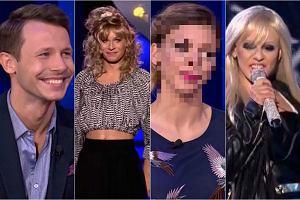 Kamil Bijoś jako Jose Feliciano wygrał najnowszy odcinek show Twoja twarz brzmi znajomo. Mateusz Banasiuk wcieli się w postać Kylie Minogue, z kolei Maria Tyszkiewicz brawurowo przeobraziła się w Dodę. Zobaczcie wszystkie metamorfozy tego odcinka!