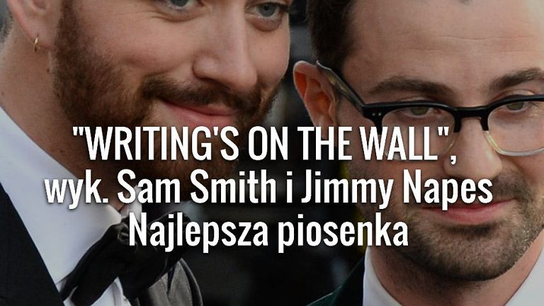 Sam Smith i Jimmy Napes