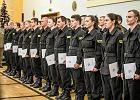 Policja poluje na kandydatów do pracy. Chętnych coraz mniej