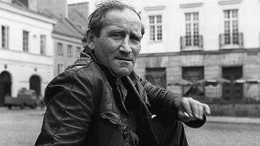 Jan Himilsbach, polski aktor niezawodowy, pisarz i scenarzysta, z zawodu kamieniarz. W Mińsku Mazowieckim od 8 do 10 września odbędzie się Festiwal Himilsbacha.