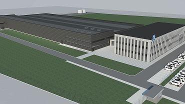 Tak ma wyglądać nowy zakład ZF w Częstochowie