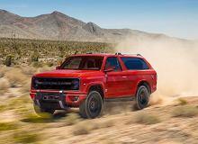 Ford Bronco | Oficjalnie: kultowy model powróci!
