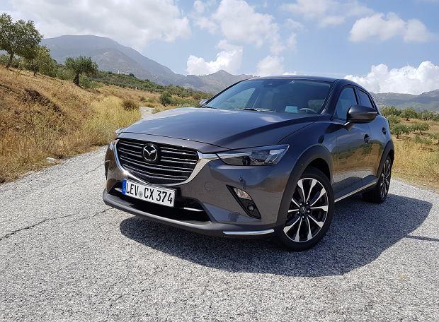Opinie Moto.pl: Nowa Mazda CX-3 - wciąż jeden z najciekawszych małych crossoverów