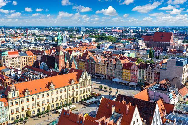 Wrocław ma szansę zostać najlepszym europejskim kierunkiem 2018 roku