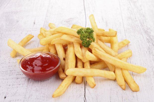 Frytki - kalorie