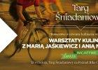 """Specjalna edycja Targu Śniadaniowego na Poznań Bike Challenge  i  bezpłatne warsztaty kulinarne z cyklu """"Świeża Inicjatywa"""" Zelmer"""