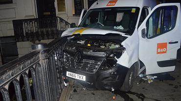 Zdjęcia po zamachu w Londynie