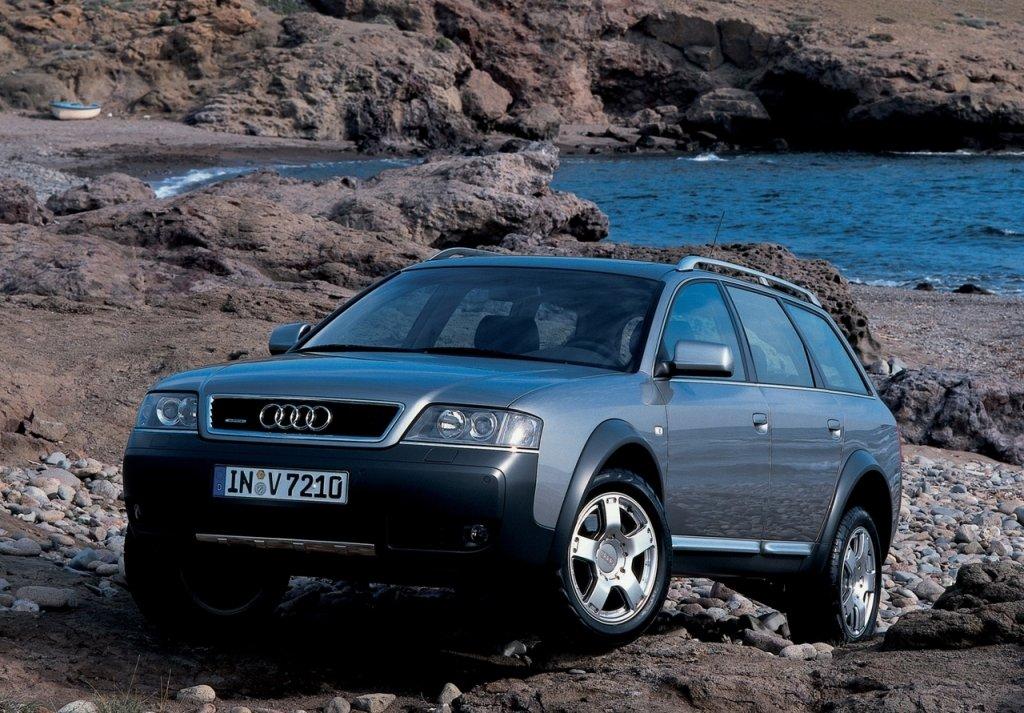 Audi A6 Allroad 2000-2006