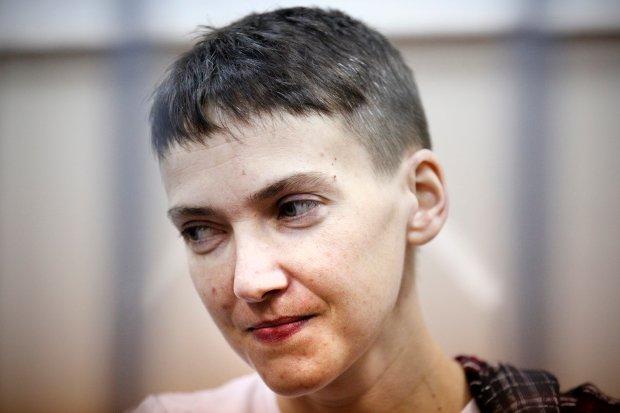 Nadia Sawczenko w moskiewskim s�dzie