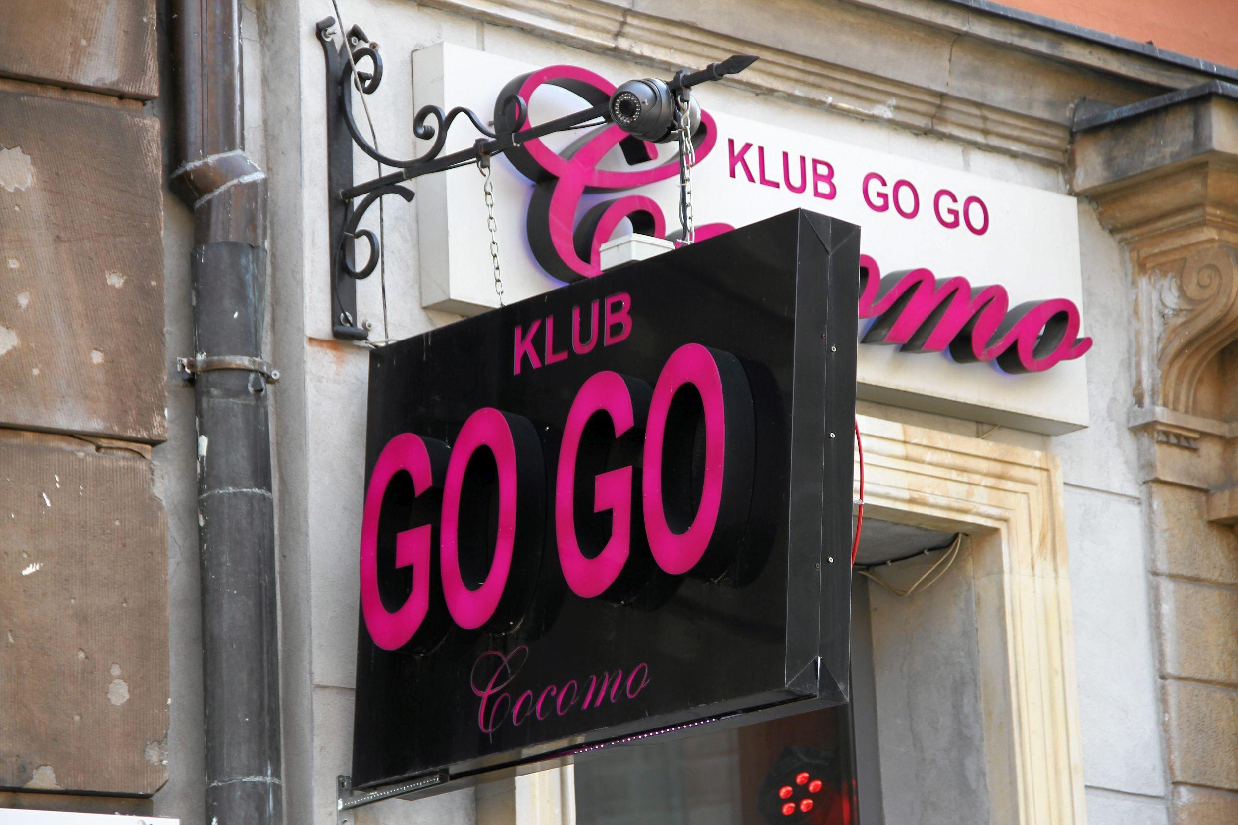 W szczytowym momencie w Cocomo pracowało kilkaset dziewczyn (fot. Kamila Kubat / Agencja Gazeta)