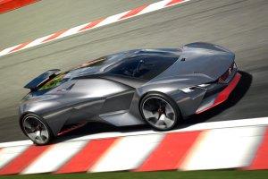 Peugeot Vision Gran Turismo | 1,73 sekundy do 100 km/h